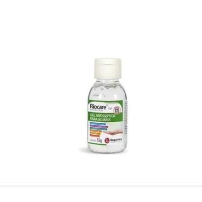 Álcool Gel 70% Antisséptico Riocare - Rioquímica
