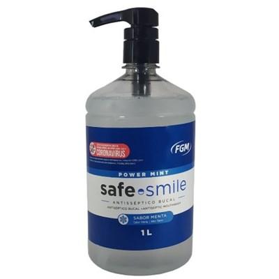 Antisséptico Bucal Safe Smile - FGM