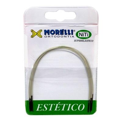 Arco Niti Estético Retangular - Morelli
