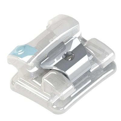 Bráquete Cerâmico Autoligado Ceramic SLI Roth 022 - Morelli