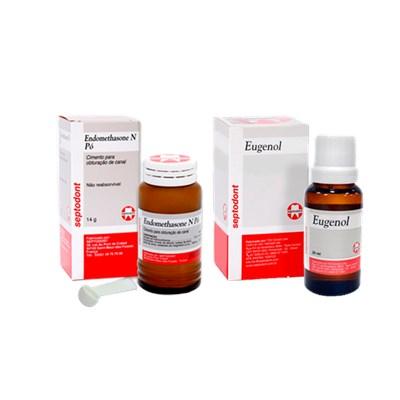 Cimento Endodôntico Endomethasone N + Eugenol - Septodont