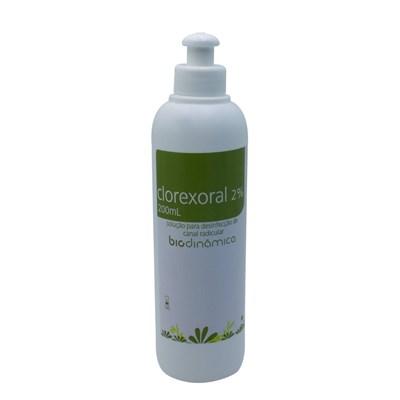 Clorexidina Clorexoral Frasco 2% - Biodinâmica