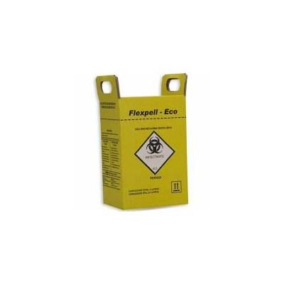 Coletor de Material Perfuro Cortante Eco 3 Litros - Flexpell