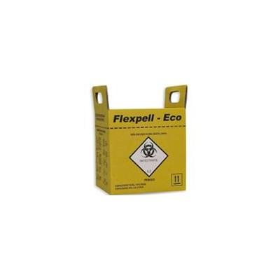 Coletor de Material Perfuro Cortante Eco 7 Litros - Flexpell