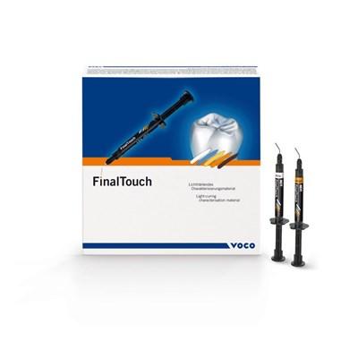 Corante para Resina Final Touch Kit - Voco