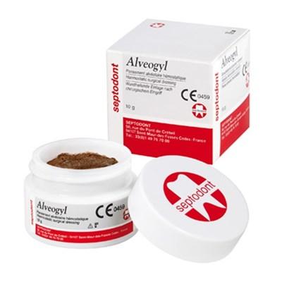 Curativo Alveolar Alveogyl - Septodont