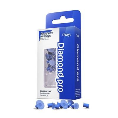 Disco de Lixa Diamond Pro Refil com 26 - FGM
