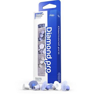 Disco de Lixa Diamond Pro Refil com 56 - FGM