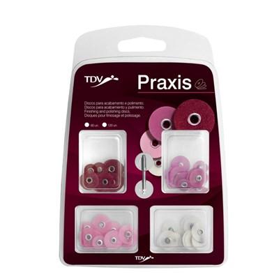 Disco de Lixa Praxis 3002 - TDV