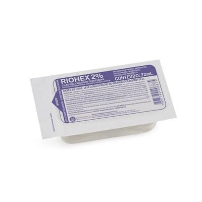 Escova de Assepsia Riohex Scrub 2% - Rioquímica