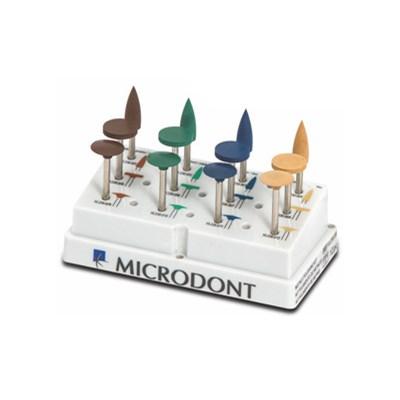 Kit Polimento de Metais - Microdont