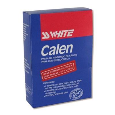 Pasta de Hidróxido de Cálcio Calen - SS White