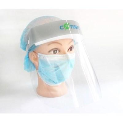 Protetor Facial Transparente Simples - Cotisen