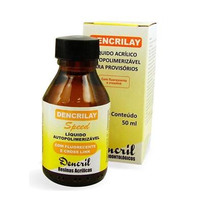 Resina Acrílica Dencrilay Líquida - Dencril