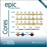 Resina Epic - Biodinâmica
