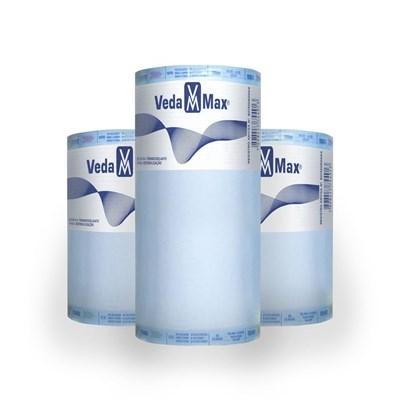Rolo para Esterilização 10x100 - Vedamax