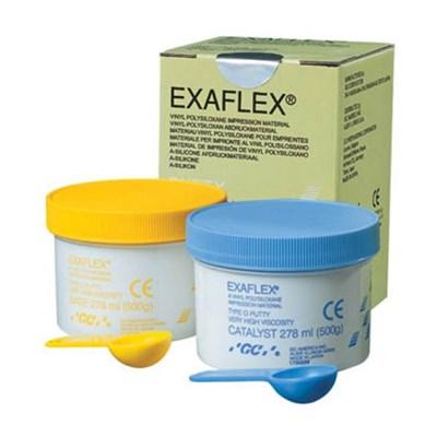 Silicone de Adição Exaflex Putty Standard Denso - GC
