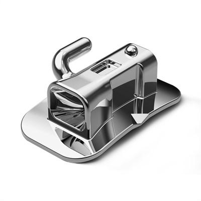Tubo Advanced Simples Para Cola Edgewise/Rickets 022 - Orthometric